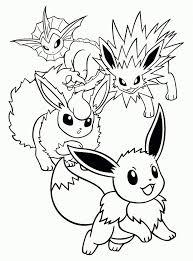25 Zoeken Pokemon Eevee Kleurplaat Mandala Kleurplaat Voor