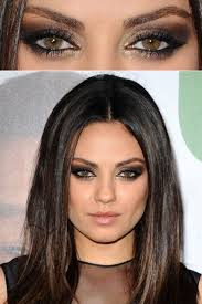 eyes mila kunis eye make up