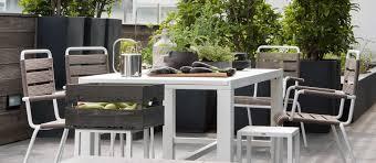 Tavoli alti da giardino da esterno di qualità unopiù
