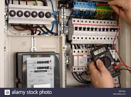 fuse box stock photo, royalty free image 135142297 alamy Electrical Fuse Box Electrical Fuse Box #93 electrical fuse box diagram