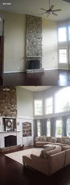 Small Picture The 25 best Tall fireplace ideas on Pinterest Two story