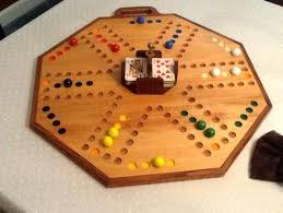 Wooden Sorry Board Game