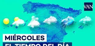 Hoy comenzará el día con nubes a orillas del cantábrico y, como novedad, también en el litoral mediterráneo. El Tiempo Hoy Miercoles 1 De Abril Frio Y Lluvioso