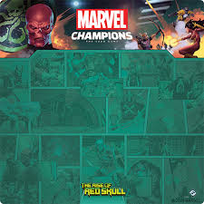 We did not find results for: Marvel Champions Living Card Game Gamemat Rise Of Red Skull Common Ground Games