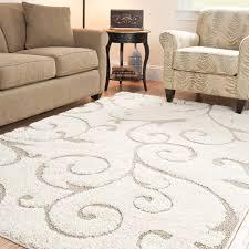 safavieh florida scrollwork elegance cream beige rug 5 3 x within 6 area rugs plans