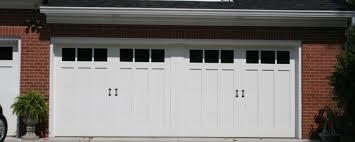 Faux Garage Door Windows Garage Doors By Cunningham Door Window