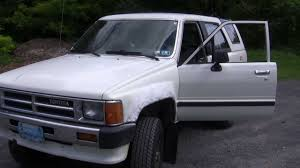 My 1989 Toyota 4Runner - the $500 Daily Driver - YouTube