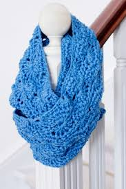 Crochet Infinity Scarf Patterns Simple Decorating