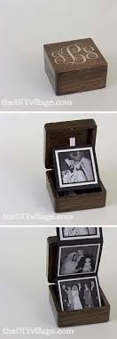 pop up photo box diy anniversary gifts for him