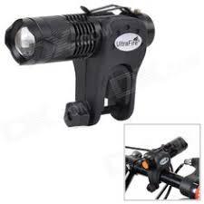 UltraFire <b>SK68</b> 100lm 1-LED Cool <b>White Light 3</b>-<b>Mode</b> Flashlight w ...