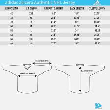 Hockey Jersey Size Conversion Chart Reebok Hockey Jersey Size Chart Best Picture Of Chart