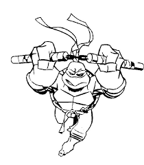 Small Picture Ninja Turtles Coloring Pages for Your Kids Color For Wedding Style