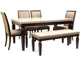 6 seater dining table sets 6 dining table inside bliss marble top six by hometown