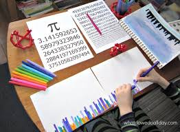 Creative Titles For Math Projects 13 Art And Math Projects For Kids