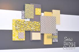 home dec tutorial diy custom wall art with fabric foam it  on fabric wall art diy with perfect fabric on canvas wall art model wall art collections