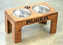 dog bowl stands bowletal single stand feeding uk