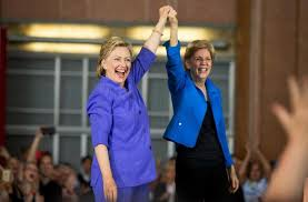 Elizabeth Warren Campaigns With Hillary Clinton Before Electric Crowd In  Battleground Ohio | The Run | US News