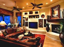 southwestern living room furniture. Southwestern Living Room With TV Niche HGTV Furniture