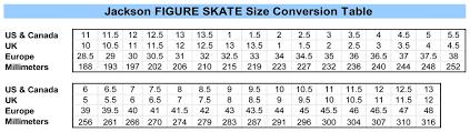 Jackson Freestyle Fs2192 Black Skates Figure Skate Sets