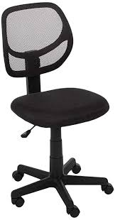 computer chair simple. Plain Simple AmazonBasics LowBack Computer Chair  Black Inside Simple A