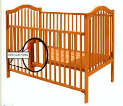simmons easy side crib. large-scale recall has parents alarmed simmons easy side crib r