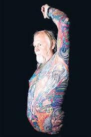 Tattoo suit worth the pain - PressReader
