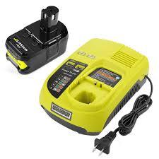 Ryobi P117 Charger No Lights Us 24 97 25 Off 3a 12v 14 4v 18v For Ryobi P117 Rechargeable Battery Charger Battery Pack Power Tool Ni Cd Ni Mh Li Ion P110 P111 P107 P108 In