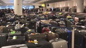 How To Deal With Lost Luggage At The Airport Youtube