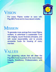 hdmf official site mission vision and values