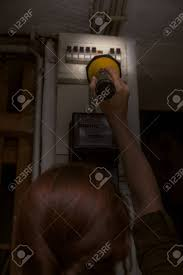blown fuse in breaker box wiring library electricity cut w flashlight checking the blown fuse in breaker box