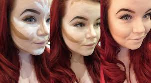 contouring light skin contouring light skin contour on pale skin