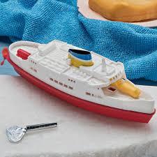 vintage bathtub boat toy
