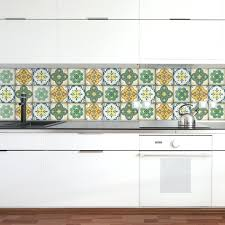 tiles stickers pack of tile decals art for with kitchen moroccan backsplash wallpaper image gallery subway