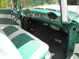 35 best '55 Chevy images on Pinterest | Chevy, Car interiors and ...