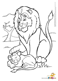 Father Son Lion 0 00