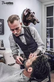 A True Barboar Shopim Inamsterdam Barber Shop Haarbarbaar