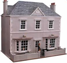 cheap doll houses with furniture. gables dolls house the croft cheap doll houses with furniture a