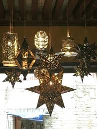 tin chandeliers pierced tin chandeliers