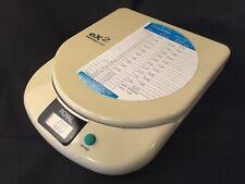 Royal Postage Chart Royal Postal Scale In Tabletop Scales For Sale Ebay