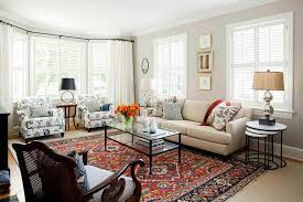 living rooms with oriental rugs red rug room