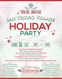 san ysidro village holiday party julianne san ysidro village holiday party
