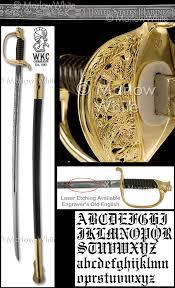 Sword Marine Corps Nco Certified