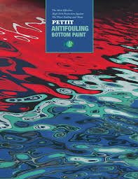 Antifouling Pettit Marine Paint