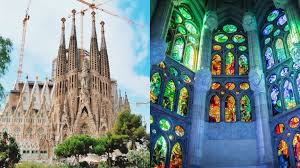 La sagrada familia (the sacred family) is arguably one of gaudí's most famous and impressive works, even though it is still not yet completed. La Sagrada Familia Barcelona S Unfinished Masterpiece By Antoni Gaudi