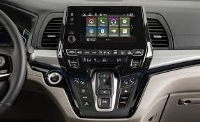 2018 honda minivan. fine minivan tabletstyle infotainment throughout 2018 honda minivan