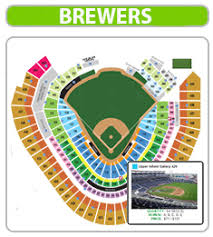 33 Competent Miller Park Interactive Seating Chart