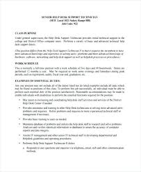 Support Technician Resume Help Desk Technician Resume Administrativelawjudge Info