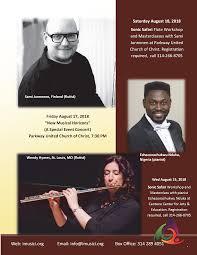 IMI Chamber Players   New Music USA