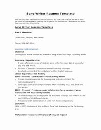 Resume Template Examples Inspirational Mis Chef Cv Examples Chef