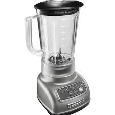 kitchenaid ksb1570sl 5 sd blender with 56 ounce bpa free pitcher silver